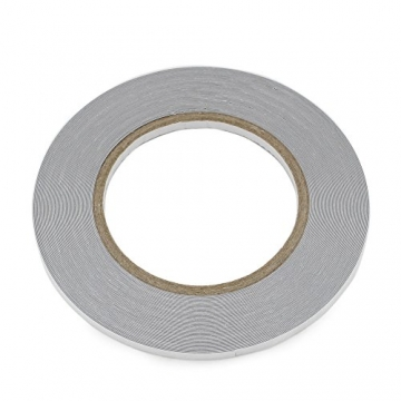 5mm Double Sided Adhesive Conductive Cloth Fabric Tape For LCD Laptop Phone Cable EMI Shielding - 2