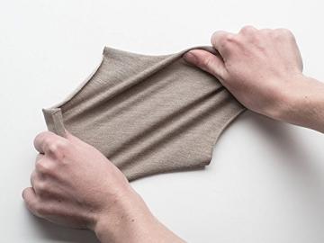 Adafruit Knit Jersey Conductive Fabric - 20cm square [ADA1364] - 1