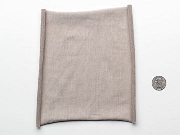 Adafruit Knit Jersey Conductive Fabric - 20cm square [ADA1364] - 2