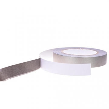 BCP Conductive Cloth Fabric Adhesive Tape LCD Laptop EMI Shielding Tape-20mmx25M - 3