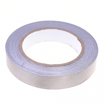 BCP Conductive Cloth Fabric Adhesive Tape LCD Laptop EMI Shielding Tape-20mmx25M - 1