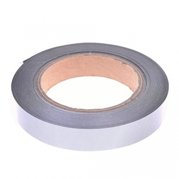 BCP Double Sided Adhesive Conductive Cloth Fabric Tape LCD Laptop EMI Shielding Tape-20mmx25M - 2