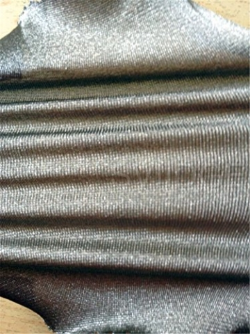 Conductive Silver Electricity RF Shielding Anti-radiation Fabric Elastic and Knitting Cloth 20