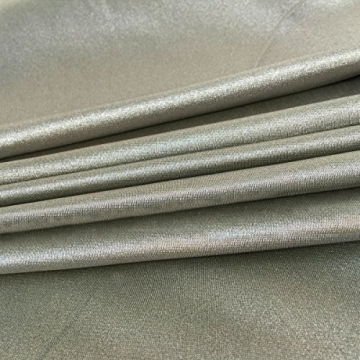 "Conductive Silver Electricity RF Shielding Anti-radiation Fabric Elastic and Knitting Cloth 20""x59"" - 1"