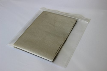 FM1 - Signal Shielding Fabric for RF and EMF Protection, Nickel Copper Rip Stop (1 Linear Foot) - 3