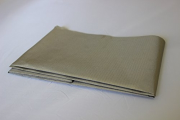 FM1 - Signal Shielding Fabric for RF and EMF Protection, Nickel Copper Rip Stop (1 Linear Foot) - 4