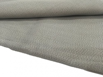 JWtextec 55%Silver Fiber Conductive Fabric Anti Radiation Shielding Fabric (57x39.37 Inches(1.45mX1m)) - 2