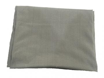 JWtextec 55%Silver Fiber Conductive Fabric Anti Radiation Shielding Fabric (57x39.37 Inches(1.45mX1m)) - 3