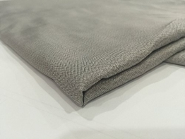 JWtextec 55%Silver Fiber Conductive Fabric Anti Radiation Shielding Fabric (57x39.37 Inches(1.45mX1m)) - 1