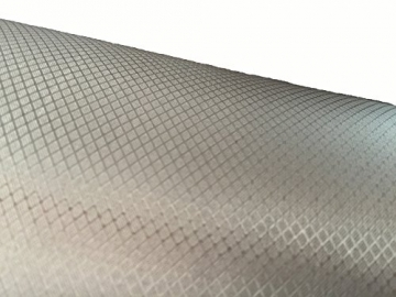 JWtextec Conductive Fabric RFID Blocking EMI Shielding Diamond Style Copper/Nickel Coating Fabric (39.37x39.37 Inches(1mX1m)) - 4