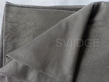 Nano Silver Fiber Microwave RF Singal Shielding Anti Radiation Conductive Stretch Fabric 20