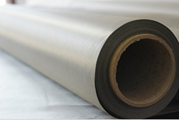 OurSure RFID Blocking, RF Radiation Blocking, WIFI Blocking Nickel-Copper Polyester Fabric 42