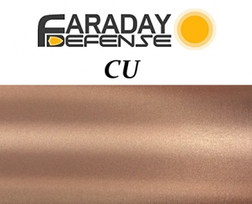 RF RFID Shielding Copper Fabric Roll 43