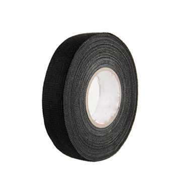 Sedeta black fabric cloth tape silver conductive fabric cloth tape fabric blinds with cloth tape cloth fabric tape adhesive cloth fabric tape PET fleece - 3