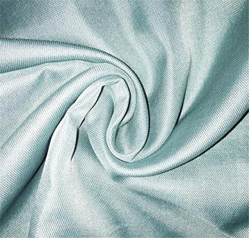 "Silver/RPET Woven Blended Fabric Anti Radiation EMI RFID Shielding 39""x59"" - 1"