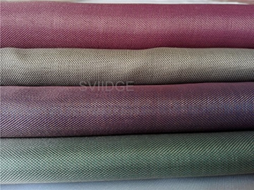Silver/RPET Woven Blended Fabric Anti Radiation EMI RFID Shielding 39