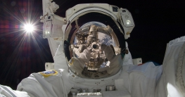 protect astronauts from space radiation