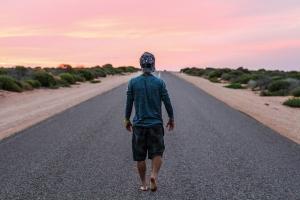 The benefits of running barefoot