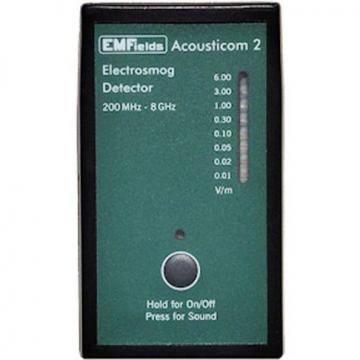 Acousticom 2 RF Detector 200MHz – 8GHz -